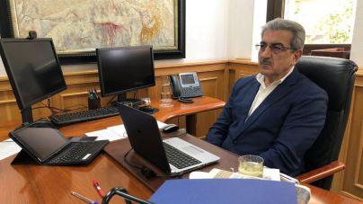 Rodríguez reclama al Estado un reparto equitativo del material sanitario entre las CCAA