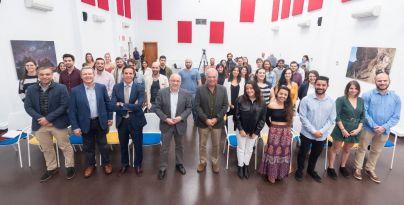Ya están en Gran Canaria los 41 jóvenes que realizaban prácticas en el Programa Becas África del Cabildo