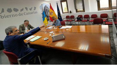 Rodríguez reclama formalmente al Estado autorización para usar el superávit contra el coronavirus