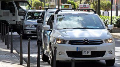 Santa Cruz limita al 25% la circulación diaria de taxis