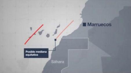Marruecos oficializa la apropiación de las aguas marítimas Canarias