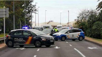 Dos detenidos, 58 actas y 27 vehículos interceptados en un solo día en Santa Cruz por saltarse el estado de alarma
