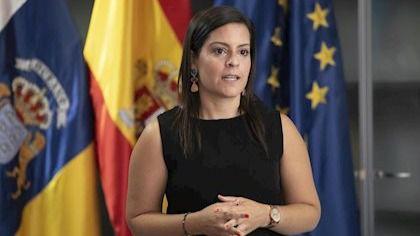 Yaiza Castilla prevé una caída de la cifra de negocio del sector turístico para este año en torno al 60%
