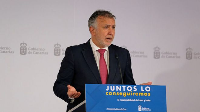 Torres pide a Sánchez tener en cuenta el hecho insular en el desconfinamiento tras el 26 de abril