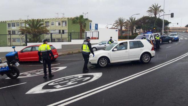Guardia Civil y Policía Nacional realizan cerca de 300 detenciones en Canarias por incumplimiento del estado de alarma