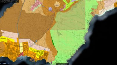 Transición Ecológica actualiza la base de datos del Sistema de Información Territorial de Canarias