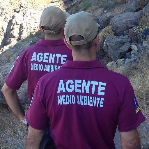 El Cabildo de Gran Canaria denuncia a tres personas que acampaban ilegalmente en el Parque Rural del Nublo