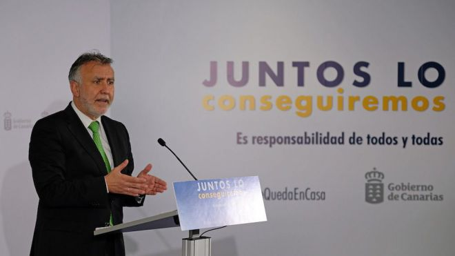 Torres propone una vuelta a la normalidad escalonada manteniendo restricciones y controles en puertos y aeropuertos
