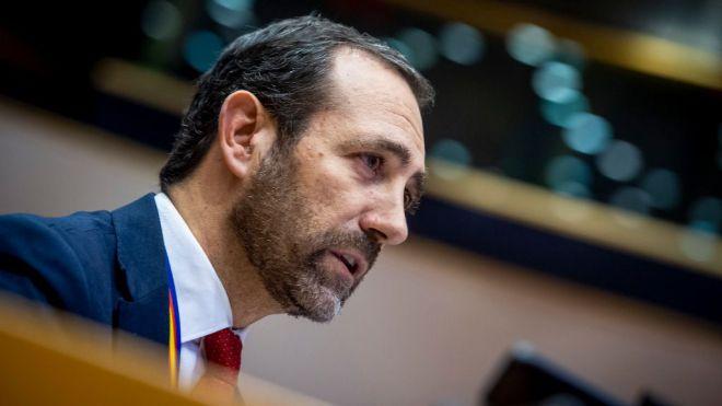 Bauzá exige a la Comisión Europea un protocolo común de seguridad en los aeropuertos comunitarios