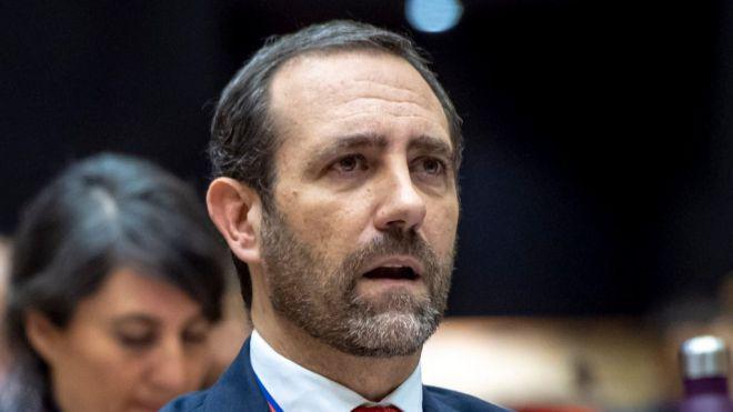 Bauzá exige una rectificación a las autoridades alemanas ante su recomendación de no viajar a Canarias este verano