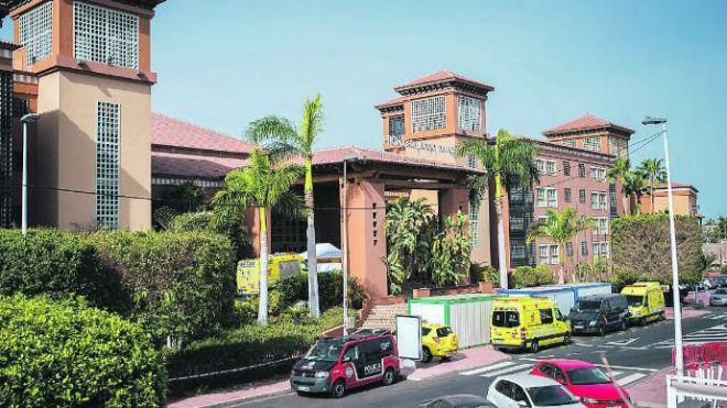La revista científica 'Emergencias' publica un artículo sobre el cuarentena del Hotel del Sur de Tenerife