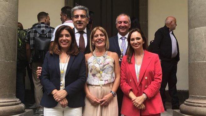 NC aspira a que el pacto por la reconstrucción en Canarias canalice la unidad en la crisis del Covid19
