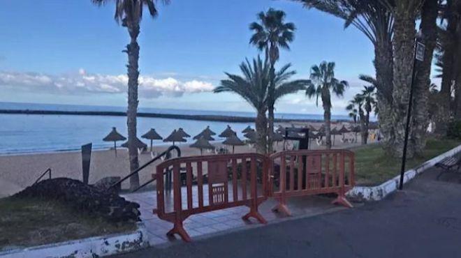 Los turistas internacionales bajan un 65,7% en Canarias en marzo y el gasto se hunde un 64,9%, hasta 611 millones