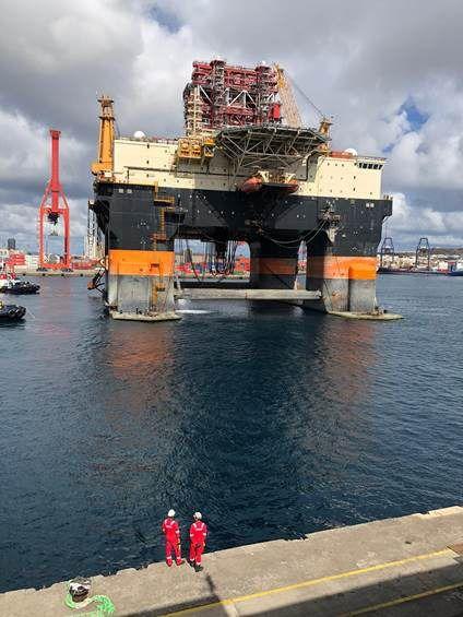 Hidramar Shipyards inicia la desescalada creando empleo en el Puerto de la Luz