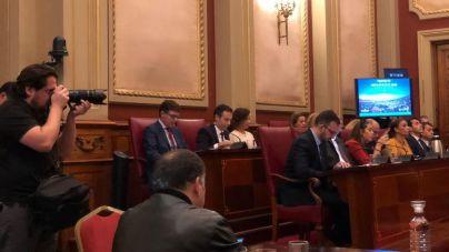 El Partido Popular valora acudir a la justicia si la alcaldesa de Santa Cruz mantiene su postura de no convocar Plenos