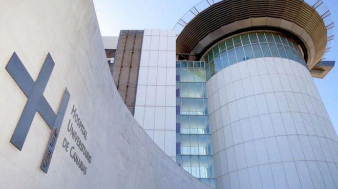Canarias: 17 personas permanecen en la UCI por coronavirus, once de ellas en Tenerife