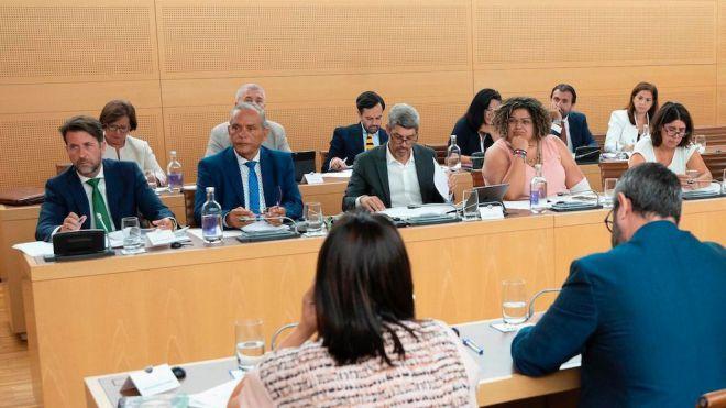 CC-PNC denuncia que Pedro Martín apruebe 108.500 euros para 'Publicidad y Propaganda' por decreto