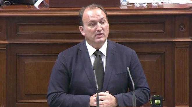 Ciudadanos interpela al Gobierno si contempla el cierre presupuestario