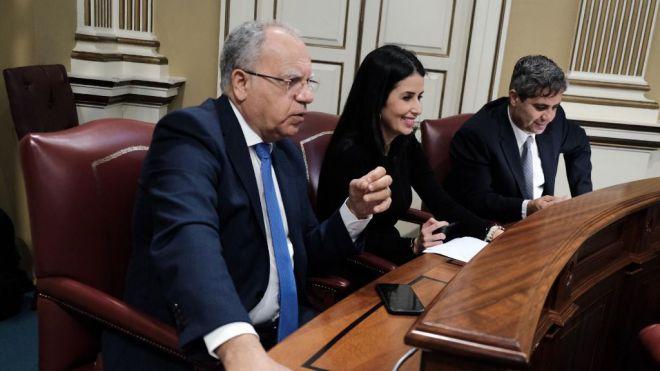 Curbelo pedirá en el pleno del Parlamento el impulso a la reactivación del turismo en Canarias