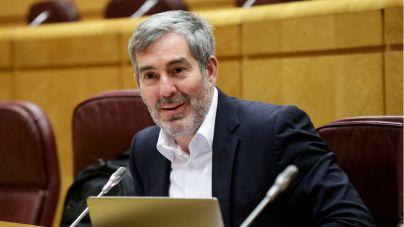 Clavijo reprocha a Ribera que el Plan Nacional al Cambio Climático no haga mención a Canarias