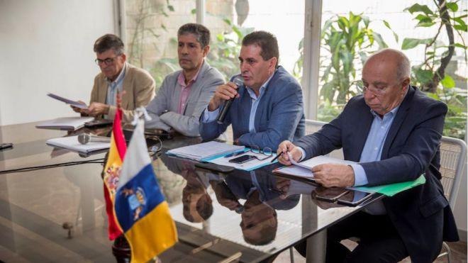 Canarias logra que este sábado retornen de Venezuela 53 personas residentes en el Archipiélago