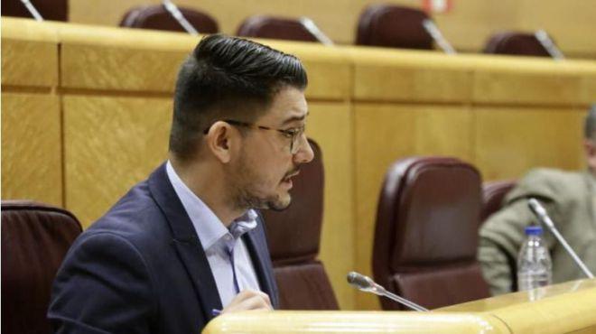 """Chinea advierte a Ribera que Canarias tendrá que compatibilizar la """"salida verde"""" de la crisis con el turismo"""