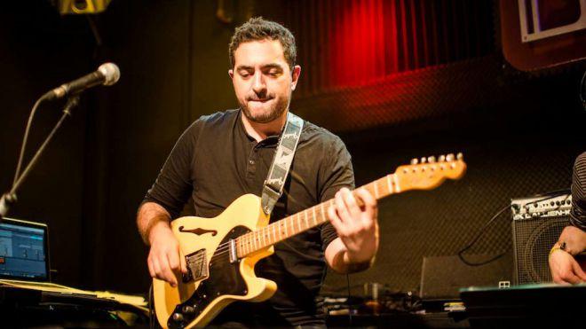 Masterclass con Marcos Collado, uno de los guitarristas españoles de jazz más solicitados del país