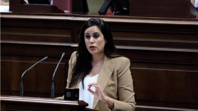 """Espino exige al Gobierno canario """"algo más que corregir los defectos formales de un decreto"""""""