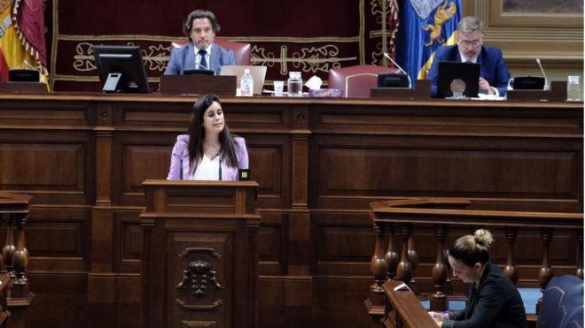 """""""La realidad ha desmontado a Podemos sus promesas para cambiar el modelo económico de Canarias"""""""