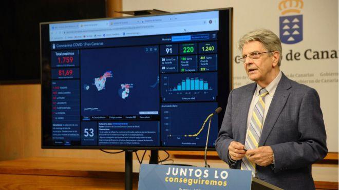 Sanidad presenta sus datos para que toda Canarias pase a fase 2