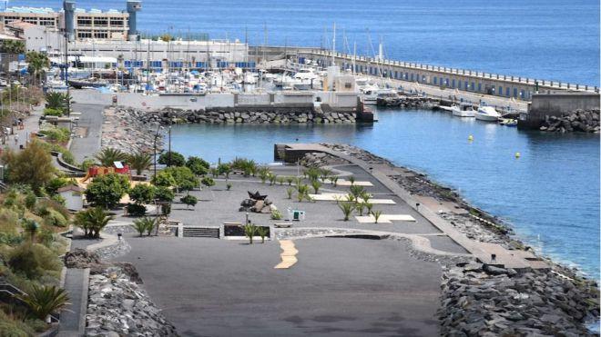 El acceso a las playas de El Rosario se realizará con sistema de cita previa en tres franjas horarias distintas
