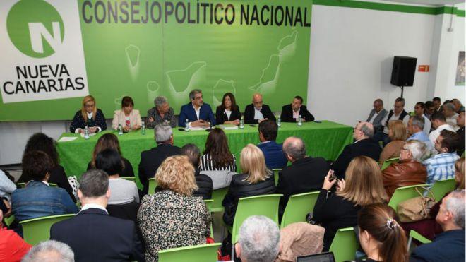 NC anima a la ciudadanía canaria a disfrutar de su veraneo en las islas para colaborar a reactivar el sector