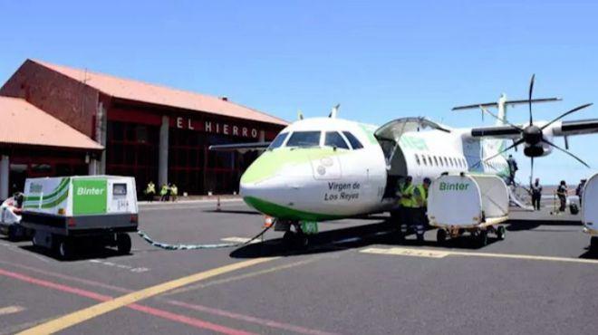 Canarias aumenta hasta 40 los vuelos diarios entre islas a partir de este miércoles