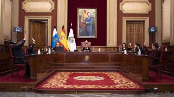 Santa Cruz de Tenerife fija seis líneas estratégicas con las que recuperar la normalidad en el municipio