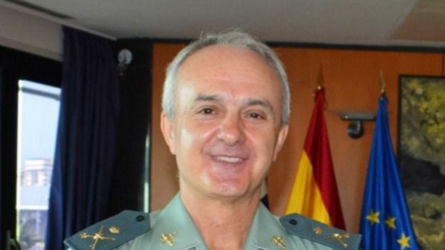 Cesan a Juan Miguel Arribas como coordinador de la Guardia Civil en Canarias para la lucha contra la inmigración ilegal