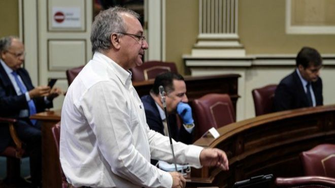 Luis Campos acoge con esperanza el plan de recuperación de la UE