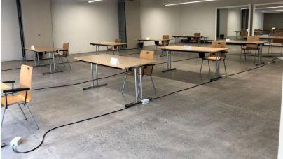 Las salas de estudio isoranas registran un 75% de su ocupación desde su reapertura