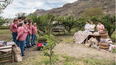 MasterChef viaja a Gran Canaria para mostrar los cafetales situados más al norte del planeta, los de Agaete