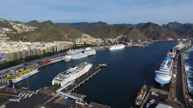 Puertos de de Tenerife aspira a ser miembro de Ecoports en 2021