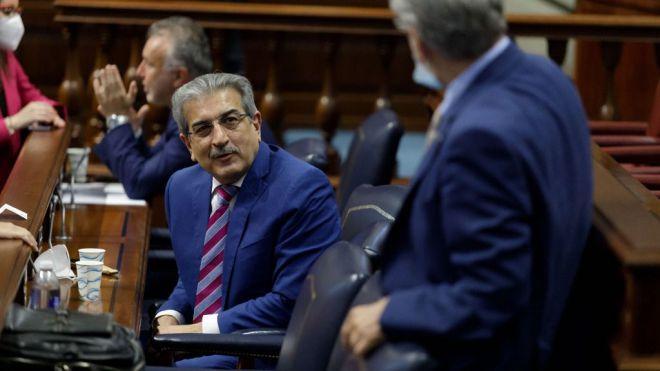 """Rodríguez: """"Estamos conjurados para impedir los recortes en esta crisis y para evitar los errores de la anterior"""""""