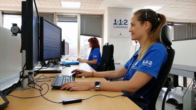 El servicio multilingüe del 1-1-2 Canarias ha multiplicado por seis su actividad en los 22 años de vida