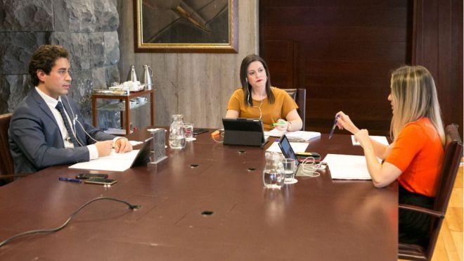 Canarias cierra con la OMT la realización del vuelo de validación el 8 de julio