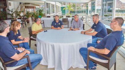 Presentado el nuevo cuerpo técnico del equipo EBA del RC Náutico