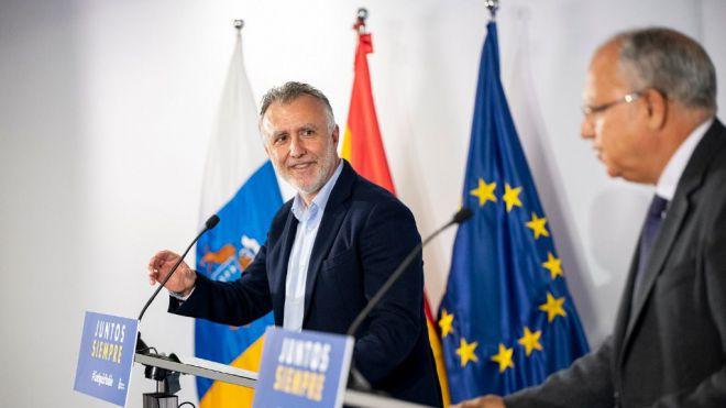 Canarias recibirá el apoyo del plan nacional para la reactivación del turismo complementado con fondos de la UE