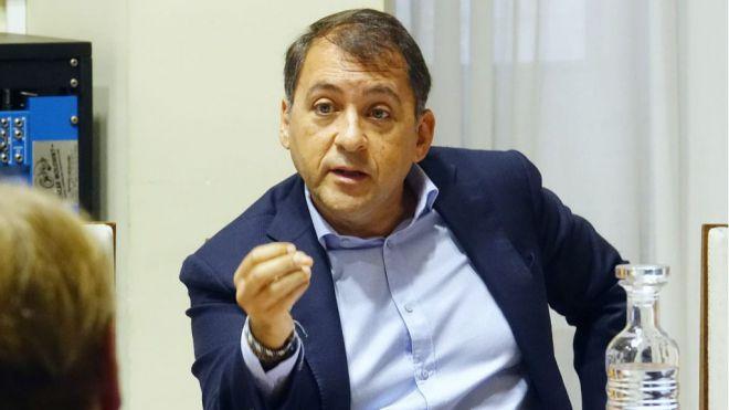 Bermúdez satisfecho: 'Lo hecho en su mandato permitirá recuperar el dinero de Las Teresitas'