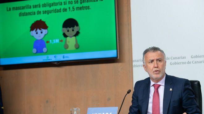Canarias aprueba las medidas de prevención ante la COVID-19 tras la finalización del estado de alarma