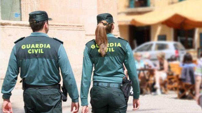 Las cifras de la Guardia Civil durante el estado de alarma
