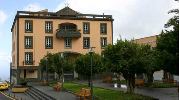 Granadilla comunica que las obras del hotel en la urbanización Costabella cuenta con todos los permisos