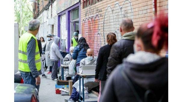 El impacto de la pandemia puede incrementar en unas 47.500 las personas pobres en Canarias, según Oxfam