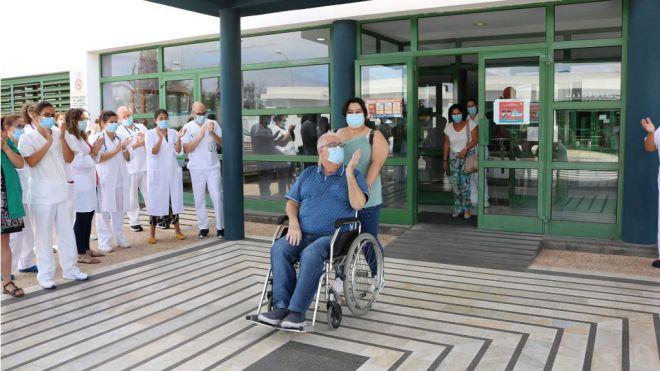 El hospital Doctor José Molina Orosa y el Hospital General de La Palma, libres de COVID-19